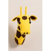 Crianças de girafas com cabeça de animal, imagem miniatura 2