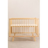 Tianna Kids Wood Crib, imagem miniatura 3