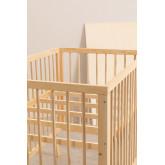 Tianna Kids Wood Crib, imagem miniatura 4