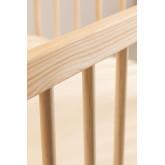 Tianna Kids Wood Crib, imagem miniatura 6