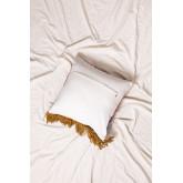 Capa de almofada de algodão e juta albba, imagem miniatura 2