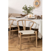 Toalha de mesa lisa (150 x 250 cm) Arvid, imagem miniatura 6