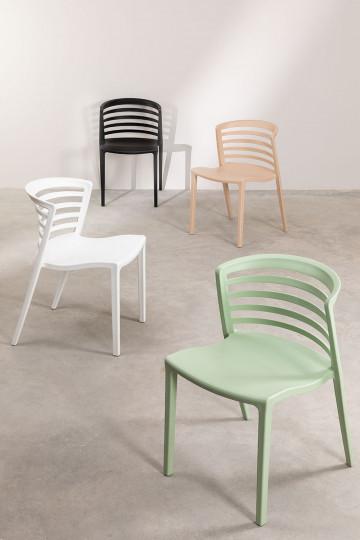 Cadeira de jardim Mauz