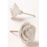 Conjunto de 2 cabos de cerâmica rosa, imagem miniatura 3