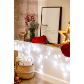 Cortina con Luces LED (2 m) Jill, imagem miniatura 5