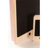 Tablet de madeira Gamis Kids e conjunto móvel, imagem miniatura 2
