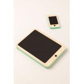 Tablet de madeira Gamis Kids e conjunto móvel, imagem miniatura 1
