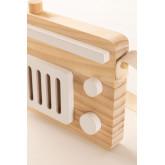 Rádio Rori Kinder Wooden, imagem miniatura 3