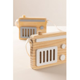 Rádio Rori Kinder Wooden, imagem miniatura 1