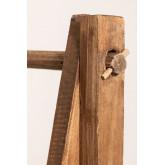 Estantes de madeira reciclada Daman, imagem miniatura 5