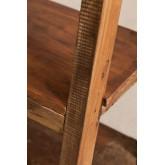 Estantes de madeira reciclada Daman, imagem miniatura 6