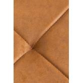Banquinho alto em Leatherette Ospi, imagem miniatura 5