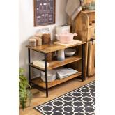 Mango Aster Wood Shelf, imagem miniatura 1
