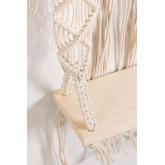 Tapeçaria com Prateleira de Parede em Cotton Liv, imagem miniatura 3