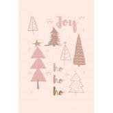 Conjunto de 3 Folhas Decorativas de Natal (50x70 e 30x40 cm) Belene, imagem miniatura 3