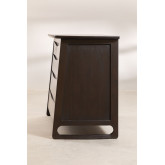 Somy Teak Wood Dresser, imagem miniatura 5