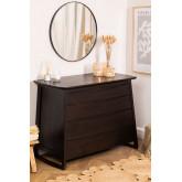 Somy Teak Wood Dresser, imagem miniatura 1