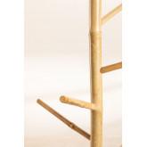 Cabide de bambu Sokka, imagem miniatura 4