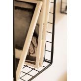 Prateleira de parede Narton com armazenamento, imagem miniatura 5