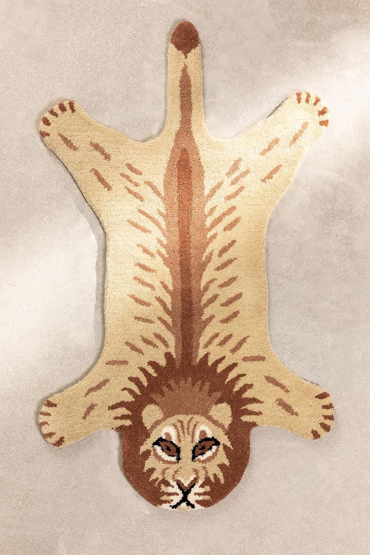 Alfombra Simba (100x60 cm) Kids, imagem de galeria 1