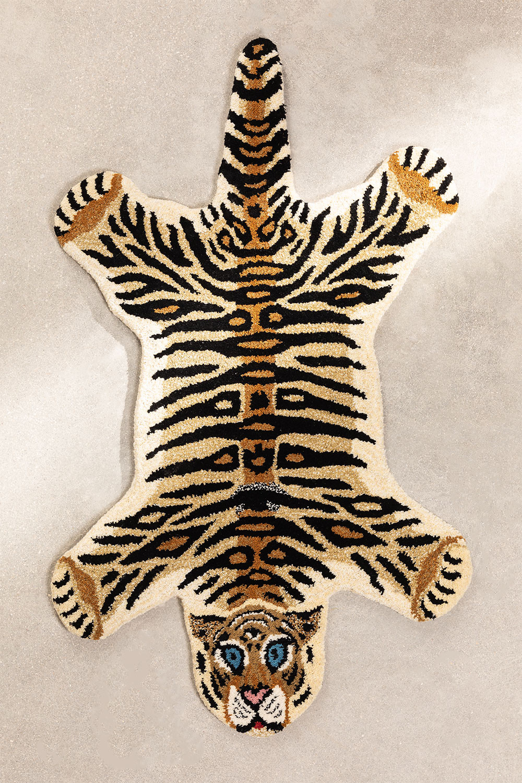 Alfombra de Lana (100x60 cm) Kumal Kids, imagem de galeria 1