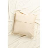 Almofada quadrada de algodão (50x50 cm) Goki, imagem miniatura 2
