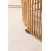 Candeeiro de bambu Khumo, imagem miniatura 5