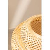 Candeeiro de mesa de bambu Lexie, imagem miniatura 5
