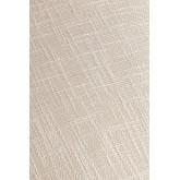 Pufe redondo em tecido Salma, imagem miniatura 5