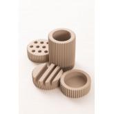 Organizador de mesa de cimento Taila, imagem miniatura 3