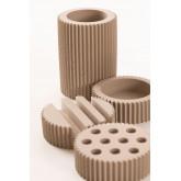 Organizador de mesa de cimento Taila, imagem miniatura 4