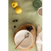 Toalha de mesa lisa (150 x 200 cm) Malvi , imagem miniatura 3