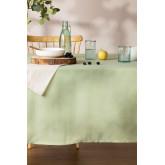 Toalha de mesa lisa (150 x 200 cm) Malvi , imagem miniatura 2