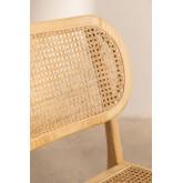 Cadeira de jantar Asly Elm Wood, imagem miniatura 5