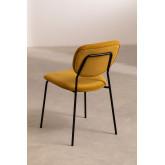 Cadeira de jantar estofada Taris Velvet, imagem miniatura 3