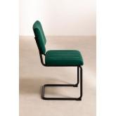 Orwell Velvet Dining Chair, imagem miniatura 3