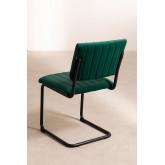 Orwell Velvet Dining Chair, imagem miniatura 4