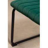 Orwell Velvet Dining Chair, imagem miniatura 5