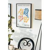 Estampa decorativa (50x70 cm) Henri, imagem miniatura 1