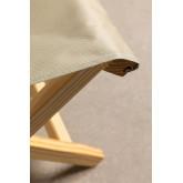 Dalma Colors Banco dobrável de madeira, imagem miniatura 5