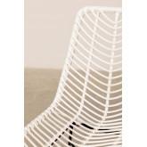 Cadeira de jantar Gouda Colors Sintética de Rattan, imagem miniatura 6