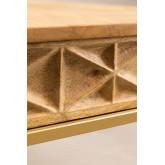 Mesa de jantar retangular (183x94 cm) Alba, imagem miniatura 6