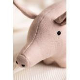 Porco de pelúcia de algodão de bebê infantil, imagem miniatura 3