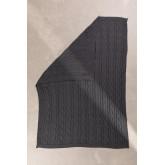 Manta de algodão xadrez anuri, imagem miniatura 4