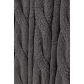 Manta de algodão xadrez anuri, imagem miniatura 5