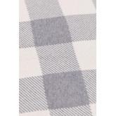 Manta xadrez de algodão kalai, imagem miniatura 4