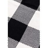 Manta xadrez de algodão kalai, imagem miniatura 3