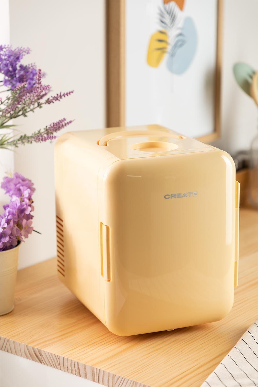 FRIDGE MINI BOX - Minigeladeira quente e fria, imagem de galeria 1