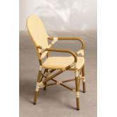 Cadeira de jardim em vime sintético Alisa, imagem miniatura 3