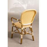 Cadeira de jardim em vime sintético Alisa, imagem miniatura 4